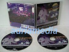 ZELJKO JOKSIMOVIC CD + DVD Beogradska arena Lane Moje 2007 live Uzivo Eurosong