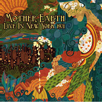 MOTHER EARTH - Live In New Year 1971. New CD + Sealed. **NEW**