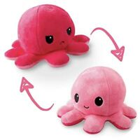 octopus reversible mood plush