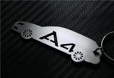 Per AUDI a4 Avant b8 Keyring Schlüsselring porte-clés portachiavi Quattro S line S