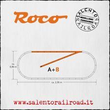 61101 Roco calibrador Ho Diseño conjunto de pista B Geoline Gleisset