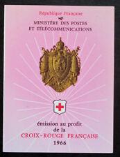 Sello FRANCIA / FRENCH stamp - Yvert Tellier Carnet Cruz Rojo nº2015 (Cyn25) B