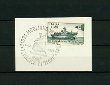 (NNSP 444) Italy 1971 USED NICE SHIP BOAT SAILING STAMPS