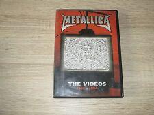 METALLICA The Videos 1989-2004  (2006) DVD Musik