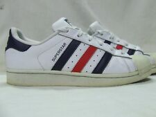 SCARPE SHOES UOMO DONNA VINTAGE SNEAKERS ADIDAS SUPERSTAR tg. US 7 - 40 (027)
