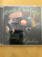 GOOD CHARLOTTE The Young And The Hopeless  CD 14 Track Album
