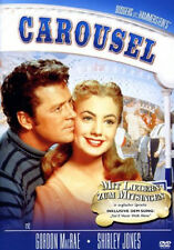 CAROUSEL -Gordon Macrae, Shirley Jones- DVD*NEU*OVP