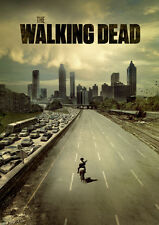 The Walking Dead Poster Print A4 260gsm
