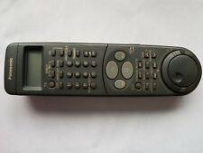 Genuine Panasonic EUR571405 TV / VCR Remote CONTROL NVHS950B