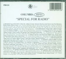 Special For Radio Columbia - Beyonce/Evanescence/Auudioslave/Raveonettes Cd New