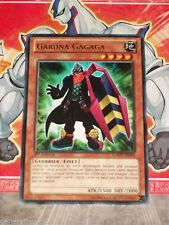 Carte YU GI OH GARDNA GAGAGA GAOV-FR005 x 2