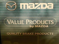 Mazda Brake Pads NAY5-26-48ZB-MV / D636