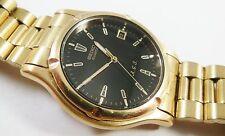 Seiko Gold Tone Base Metal 7M22-8A6L Sample Watch NON-WORKING #2