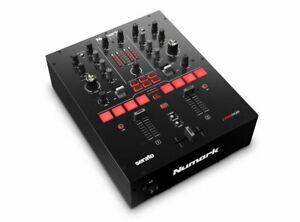 Numark Scratch 2-Kanal Battle-Mixer Serato DJ Pro Lizenz Crossfader Performance