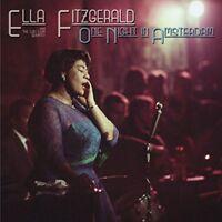 Ella Fitzgerald - One Night In Amsterdam (NEW CD)