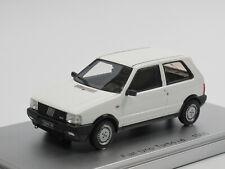 KESS KE43010031 1985 Fiat Uno Turbo i.e. 1. Serie weiß 1/43 Limited Edition