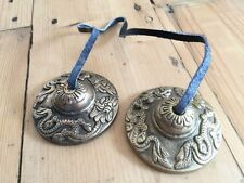 TINGSHA TIBETAN CHIMES CYMBALS SOUND THERAPY NEW AGE HEALING REIKI BELLS PAGAN