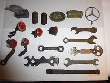 Colección de herramientas y piezas de repuesto para bicicleta y motocicleta 98 ccm miele Mercedes