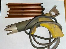 Eastwood Kel Arc Spot Weld Gun 1980s With Spare Electrodes and Tip Free Shipping