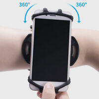 Rotation Armband Arm Band Case Sports Running Jogging Gym Cover Holder For Phone