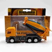 1/87 Maquinaria Para Construccion Scania P380 Hormigonera Diecast Models Edition