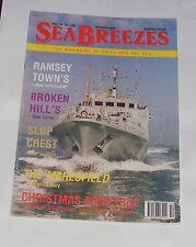 SEA BREEZES OCTOBER 2000 VOLUME 74 NUMBER 658 - NAVAL FOCUS/NEW SHIPS