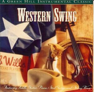 Western Swing - Produced By Jack Jezzro