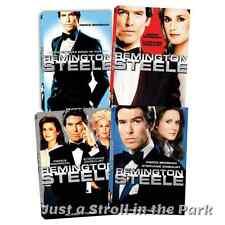 Remington Steele: Complete Pierce Brosnan Series Seasons 1 2 3 4 5 Box/DVD Sets