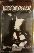 Witchmaster - Masochistic Devil Worship(TAPE/2015)HADES ARCHER SLUTVOMIT ASPHYX