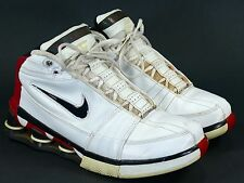 Nike Shox VC IV Sz 10.5 White/Black - 2004 4 vince carter bb4 air iii iv garnett