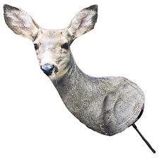 Heads Up Mule Deer Doe Decoy