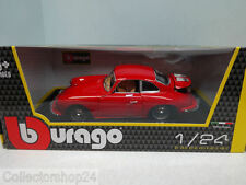 Bburago : Porsche 356 B, red , 1961 , 1:24 , BBU18-22079rt SALE !!!