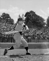 "Mickey Mantle - 8"" x 10"" Photo - 1965 Doubleday Field - Cooperstown, New York"