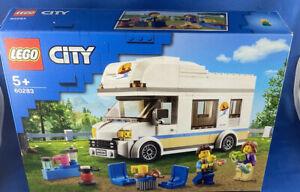 LEGO CITY 60283 FERIEN-WOHNMOBIL - NEU OVP