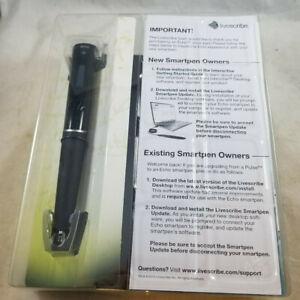 Echo Smartpen 4GB Complete in Original Box Livescribe New Open Box