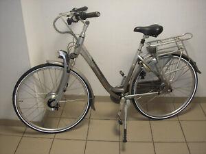 E-Bike Gazelle Orange Innergy  8 Gang gebraucht Rahmenhöhe 64cm
