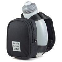 Handheld Hydration | Water Bottle & Pack - 10 oz (Black)