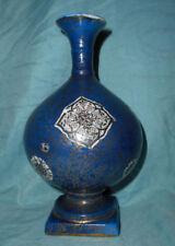 Art Nouveau Blue Porcelain & China