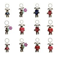 Boofle 3D Keyrings Lovely Birthday Christmas Gift Idea - Various Designs