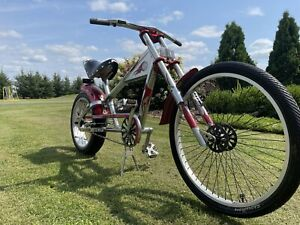 SCHWINN ORANGE COUNTY CHOPPER STINGRAY BICYCLE