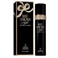 White Diamonds Night by Elizabeth Taylor 3.3 / 3.4 oz EDT Perfume for Women NIB