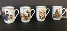 New ListingNorman Rockwell Museum For mint coffee mugs cups Mint condition