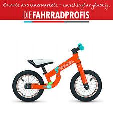 "S'Cool Pedex 2 Laufrad 12"" Kinderlaufrad Orange Lernrad Kinder ab 1,5 - 2 Jahren"