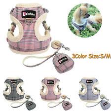 Vest Adjustable Mesh Chest Strap Dog Traction Rope Collar Pet Harness Vest