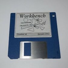 Workbench Number 68 Jan 1992 Macintosh Floppy Disk - edc