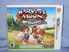 Harvest Moon 3D The Lost Valley New/Sealed Nintendo 3DS,2DS,2DS XL,New 3DS XL ++