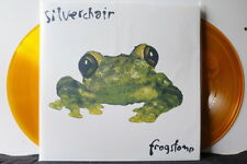 SILVERCHAIR 'Frogstomp' Limited Edition Gatefold Yellow Vinyl 2LP NEW