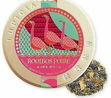 LUPICIA ROOIBOS POIRE 50g limited tin Christmas 2020 Japanese tea leaf Japan NEW
