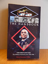 DR WHO BOOKS : THE HANDBOOK The First Doctor