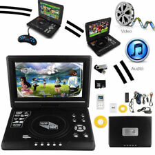 Coche 9.8'' 270° HD LCD Reproductor DVD TV Player Juego FM DOLBY DTS SD AV